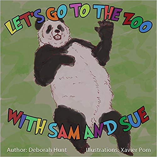 Let's Go To The Zoo With Sam And Sue